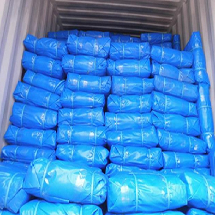PE Tarpaulin Sheet bale packing