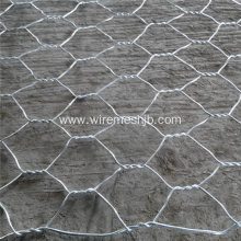 3.4 mm Galvanized Gabion Box for River Bank Project