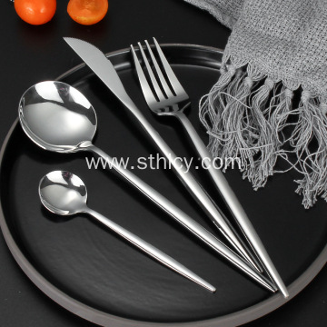 Fashion Stainless Steel Cutlery Fork and Spoon