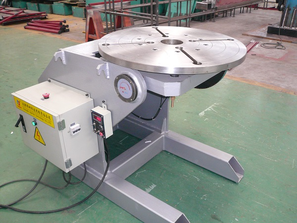 Hb Single Column Welding Positioner 1t