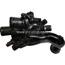 China for Peugeot Cooling System 9808647280 Citroen Coolant Thermostat Assy export to Barbados Manufacturer