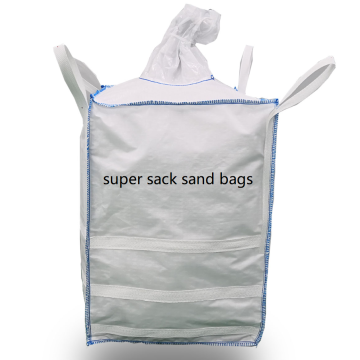 big bags super sack sand bags