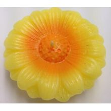 Factory Free sample for Lotus Flower Candles Wholesale high quality flower shaped candle export to Poland Suppliers