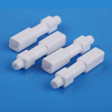 Factory directly for China Ignitor Insulator Of Household Electrical Appliances, Ignitor Insulator, Household Ignitor Insulator, Composite Insulator Manufacturer and Supplier 95% alumina ceramic Ignition pin needle supply to India Supplier