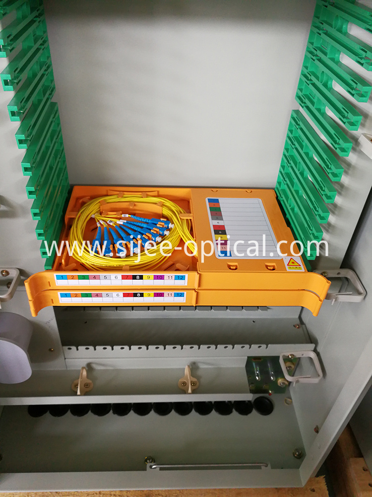 Optical Cable Cross Connection Cabinet