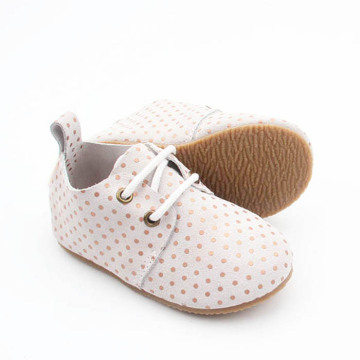 Baby Kids Fashion Spot Oxford Shoes