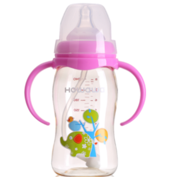 10oz Baby PPSU Feeder BPA Free Milk Bottle