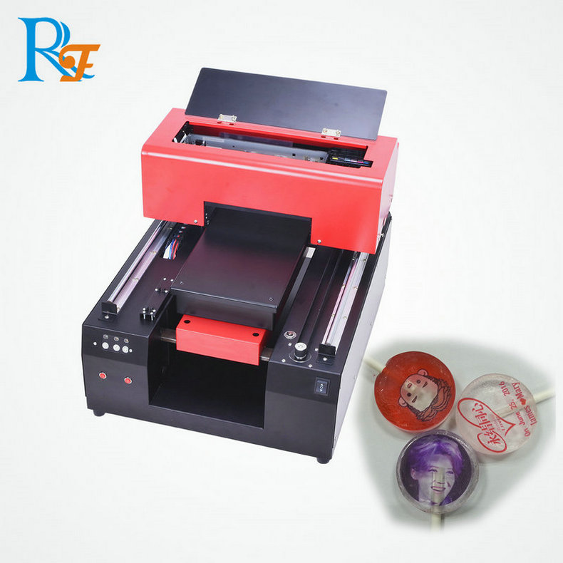Small Flatbed Printer