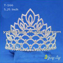 New Design 2015 Fashion Glitz Pageant Crowns