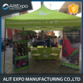 Outdoor folding easy up promo gazebo tent