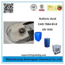 Supply for Mining Flotation Chemicals 96% 98% Sulfuric Acid H2SO4 Best Quality Sulphuric Acid export to Italy Importers