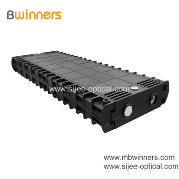 48 Cores New Type Compact Fiber Optic Splice Closure