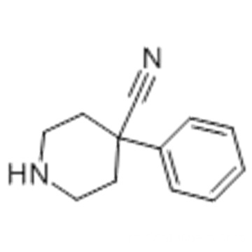4-PHENYL-PIPERIDINE-4-CARBONITRILE CAS 40481-13-8