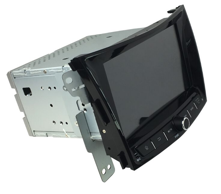 Android 7.1 Car DVD Player For SsangYong