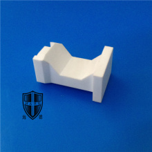ODM for Offer Machinable Glass Ceramic Structure Parts,Machinable Ceramic Insulator,Industrial Ceramic From China Manufacturer engineering micro crystal glass ceramic  milling parts supply to United States Manufacturer