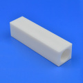 YSZ zirconia ceramic square tube