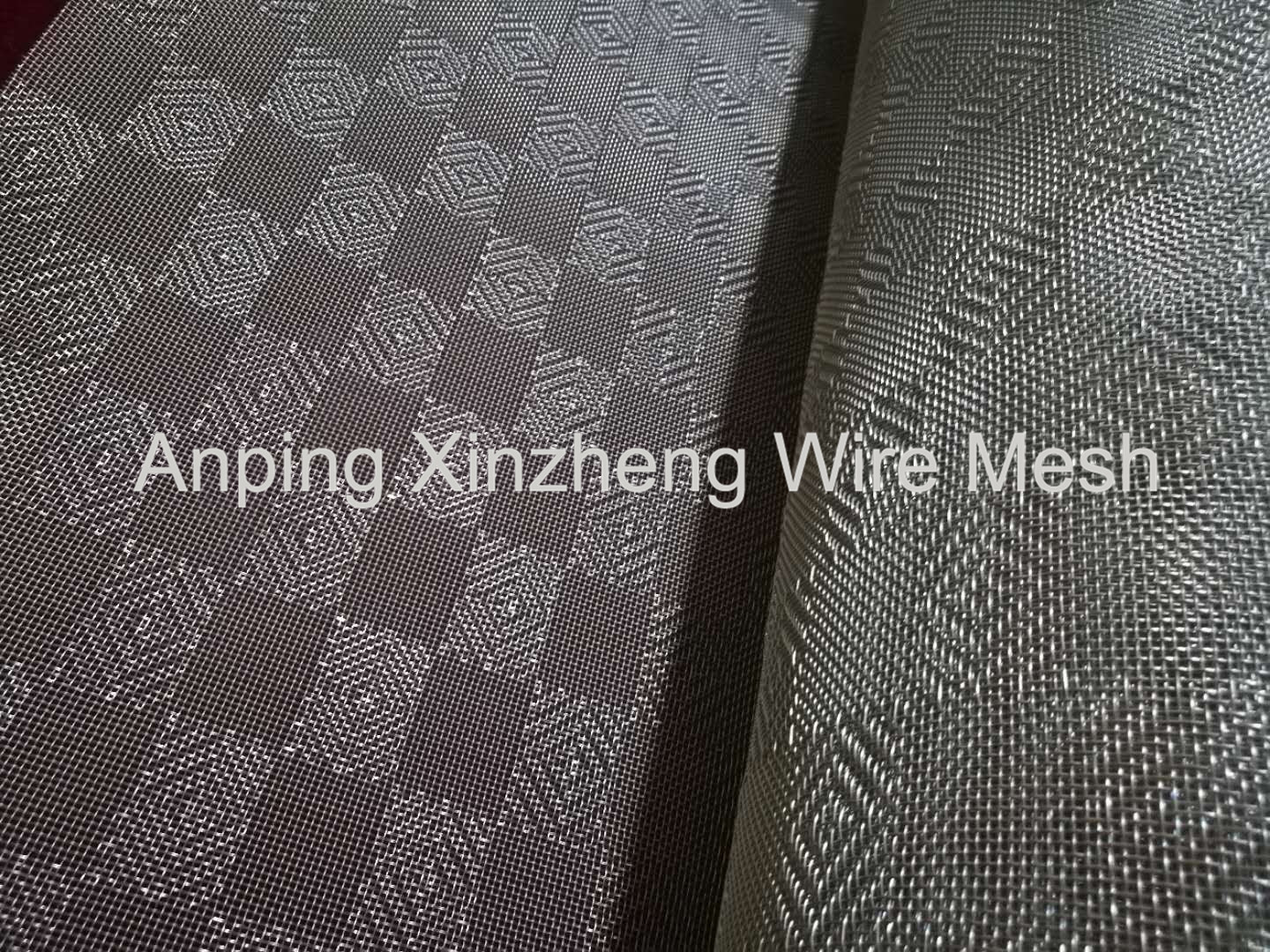 Stainless Twill Mesh