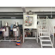 Distillation Recyclers with Painter