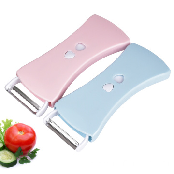 Good Quality for Offer Fruit Peeler,Potato Peeler,Apple Peeler From China Manufacturer Plastic Two Blade Manual Multipurpose Potato Peeler export to Netherlands Suppliers