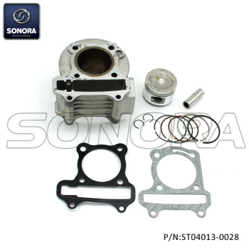 GY6 50 139QMA/B 47MM Cylinder kit (P/N:ST04013-0028) Top Quality