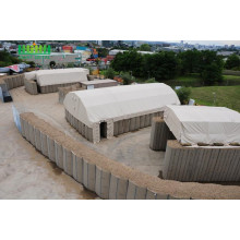 Cheap Military Sand Wall Hesco Barrier for Sale