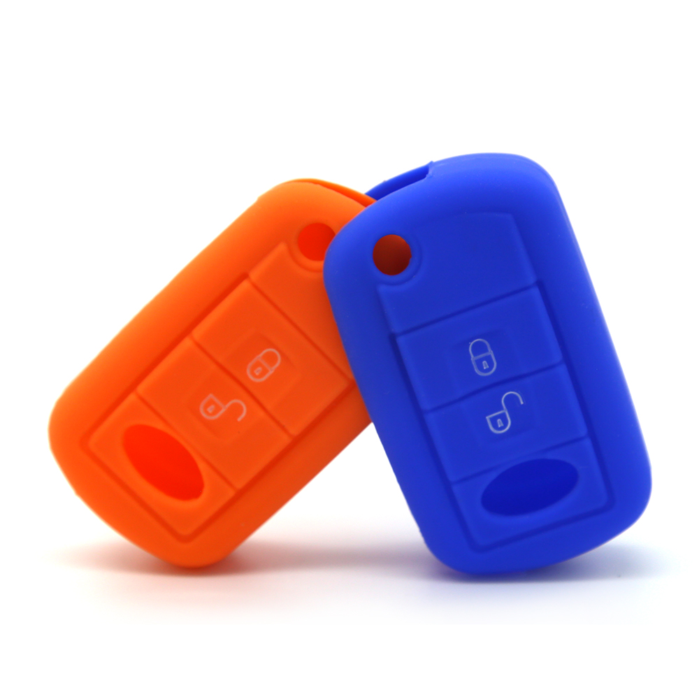 Land Rover key silicone cover