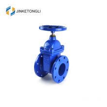 "JKTLCG031 stem extension cast steel 5"" gate valve"
