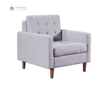 Commercial&Home Single Seat Fabric Leisure Sofa
