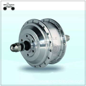 General gear reduction electric motor for bike