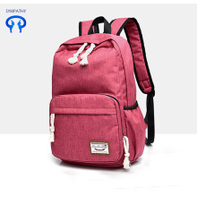Student bag with upright backpack and shoulder