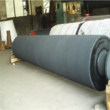 Grooved Roll For Brown Kraft Paper