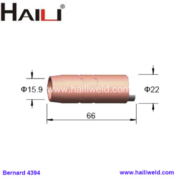 "4393 Copper Nozzle 5/8"" for Bernard"