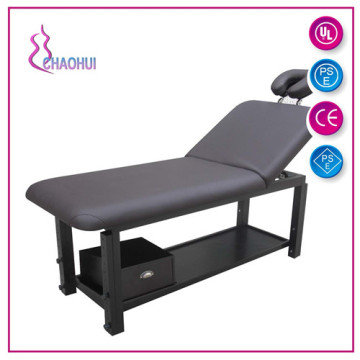 Best quality and factory for Wood Massage Bed Salon Wooden Massage Be.d supply to South Korea Factories