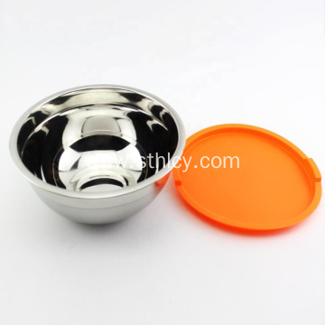 Colorful Fancy Stainless Steel Bake Ware With Lid