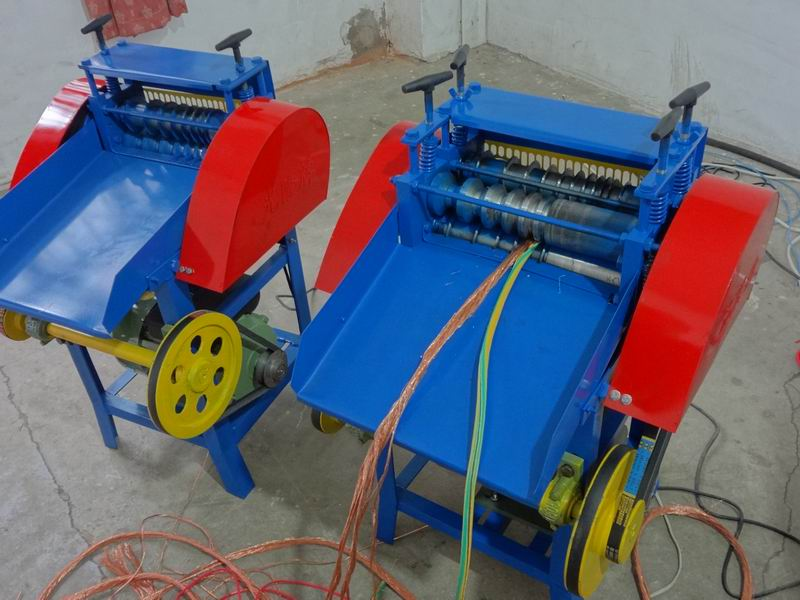 cable stripping machine for hire
