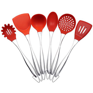 Kitchen accessories silicone cooking utensils