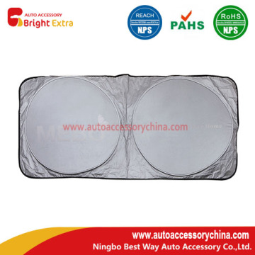 Factory directly for Car Window Sun Protection Auto foldable Silver Sunshade export to Zimbabwe Manufacturer