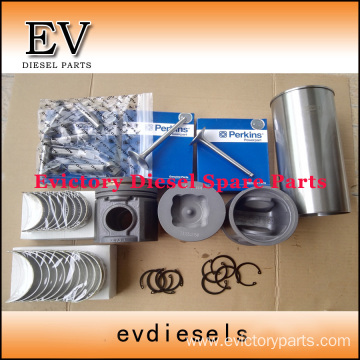 excavator PE6-T engine gasket bearing piston ring liner