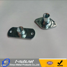 China for Wood T Nuts Non standard T nuts export to Thailand Manufacturer