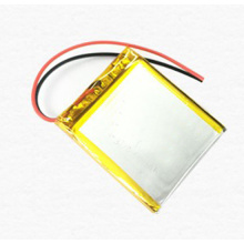 Recharge 3.7v 1000mah lipo batteries 604040 for camera
