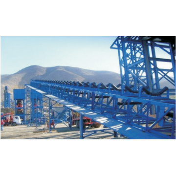 Belt Conveyor Grain Handling