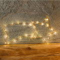 indoor Decoration Star Led Metal Copper Wire Light