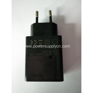 Where is 5V2.1A 2USB Travel Charger