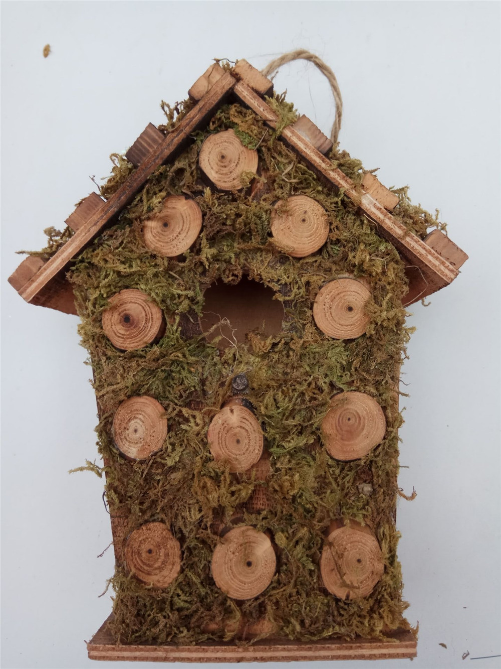 natural ancients bird house sets 3