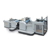 Fully Automatic pre-glue double side Laminating machine