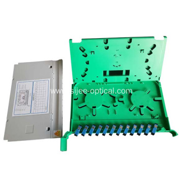 Splicing & Distribution Module Integrative tray