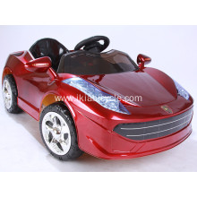 Best quality and factory for E-Car With Light Flashing Lights Kids Ride On Cars export to Portugal Factory