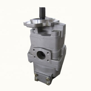 Bulldozer D155AX-5 hydraulic gear pump 705-14-41010