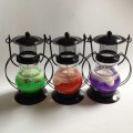 colorful decorative scented ocean gel wax candle