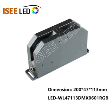 DMX LED Outdoor Window Lighting